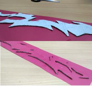 Cara Membuat Pedang Boboiboy Halilintar Ramdadi